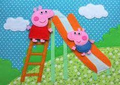 Risultati immagini per мягкая развивающая книжка свинка пеппа