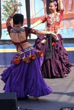The Manasa Tribal Belly Dancers are a dance troupe located in Sacramento