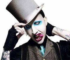 marilyn manson - Bing images