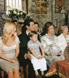 During prince Odysseas Kimon christening... | Flickr - Photo Sharing!