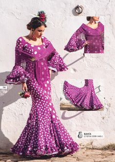Flamenco Costume, Fishtail, Clothing Patterns, Special Occasion, Costumes, Boho, Formal Dresses, Outfits, Clothes