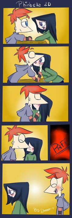Disney Xd, Disney Cartoons, Disney Love, Dreamworks Dragons, Disney And Dreamworks, Phineas And Isabella, Phineas And Ferb Memes, Cute Couple Cartoon, Cartoon Ships