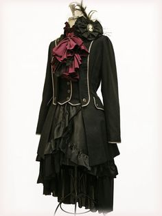 Atelier Peirrot coord from the Flasco - Lolita