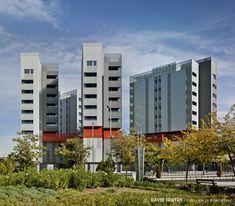 118 viviendas para jóvenes en Coslada I ACM Arquitectura | David Frutos | Fotografia de Arquitectura