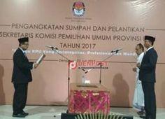Sekretaris KPU Bangli Dilantik Jadi Sekretaris KPU Bali - http://denpostnews.com/2017/07/27/sekretaris-kpu-bangli-dilantik-jadi-sekretaris-kpu-bali/