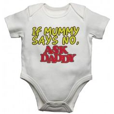 Mum Knows Most Things But Nana Knows Everything Baby Vests Bodysuits Baby Grows Baby Vest, Everything Baby, Baby Grows, Online Clothing Stores, Funny Babies, Cotton Shorts, Your Style, Bodysuits, Vests