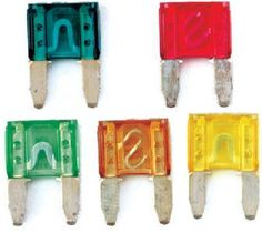 Ancor 601110 Marine Grade Electrical Marine Fuse Combo Pack (ATM, 5 to 30-Amp...