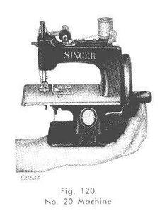 Singer 20