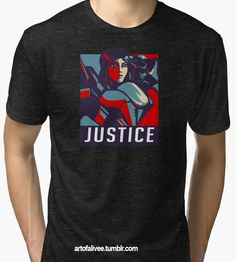 Justice by Astrobunny!