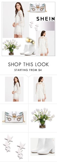 """""""Sheln 10"""" by zbanapolyvore ❤ liked on Polyvore featuring WithChic and Lux-Art Silks"""