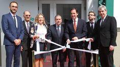 #Denver Farma inauguró en Garín una planta de producción de insulina humana - El Día de Escobar: El Día de Escobar Denver Farma inauguró en…