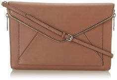 Rebecca Minkoff Marlowe Cross Body Bag Taupe �