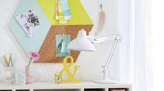 DIY : relooker un tableau d'affichage en liège