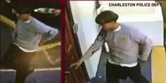 9 Slain While Worshiping. Gunman Caught On Camera! Do You Know This Man?