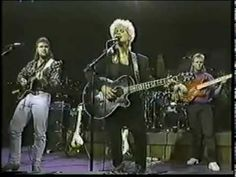 """""""Don't Close Your Eyes,"""" a Keith Whitley song performed by his widow, Lorrie Morgan.  I have never been able to listen to this song without tearing up."""