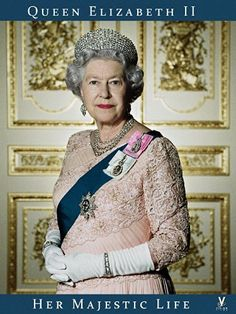 The Majestic Life of Queen Elizabeth II Amazon Instant Video ~ Interviews with…