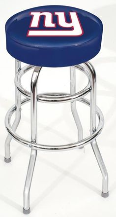 Use this Exclusive coupon code: PINFIVE to receive an additional 5% off the New York Giants Bar Stool at SportsFansPlus.com