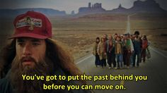 - Tom Hanks in Forrest Gump (1994).