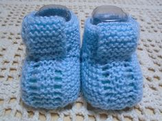 Baby Knitting Patterns, Knit Shoes, Baby On The Way, Baby Booties, Slippers, Babys, Album, Youtube, Fashion