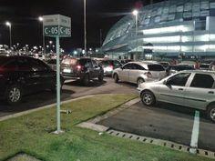 Você acaba de acessar o site: As mazelas do Recife: Engarrafamentos na Arena Pernambuco