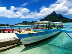 Bora Bora on a budget!