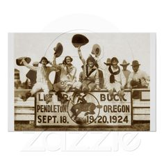 Cowgirls At The Round-Up