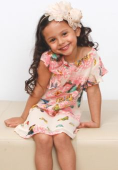 Little Girls Designer Clothing Your little girl will love
