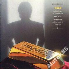 Fancy -   Gold     LP/ MINT-