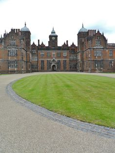 Aston Hall, Built in taken over by Birmingham Municipal Council in 1864 the first historic stately home to taken into public ownership. Aston , Birmingham, England All Original Photography by. English Manor Houses, English Country Cottages, English Castles, Country Houses, Birmingham England, Aston Birmingham, Birmingham Palace, Birmingham University, Aston Hall