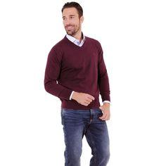 Superweicher V-Pullover - Klassiker