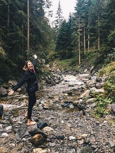 ECHT SEIN im UNESCO BIOSPHÄRENPARK LUNGAU: Kneippen beim Wasserweg Leisnitz für bessere Durchblutung Park, Travel Report, Sustainability, Places, Destinations, Viajes, Parks