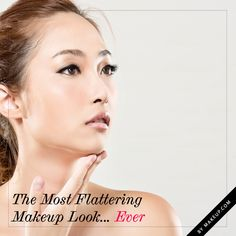 the most flattering makeup look EVER // an expert reveals what looks good on everyone!
