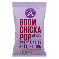 Angie's Boom Chicka Pop Sweet and Salty Kettle Corn - 1 oz (Pack of 24) : Target