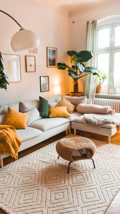 Home Interior Salas .Home Interior Salas Elegant Living Room, Boho Living Room, Bohemian Living, Modern Living Room Colors, Living Room Vintage, Modern Living Room Decor, Living Room Yellow Accents, Living Room Ideas, Earthy Living Room