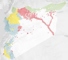 Mapping the Battle for Syria: <br>Russia Continues Airstrikes on Rebel Areas - The New York Times