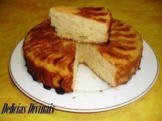 Bolo de maçã, Receita de Delicias Divinais - Petitchef