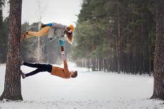Love makes people fly! - Love makes people fly!
