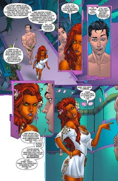 At The Brink Of Stories: Hidden Graphic Novels : Red Hood And The Outlaws Issue 6