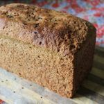 Enjoy even better toast and sandwiches by baking brown bread from scratch with this mixture of old-fashioned oatmeal, molasses, and butter. Food Cakes, Banana Bread Recipes, Muffin Recipes, Pudding Recipes, Cake Recipes, Sandwich Recipes, Whole Wheat Sourdough, Sourdough Rye, Lemon Yogurt Cake