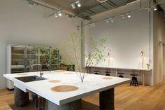 Hue plus, photography studio & office by Jo Nagasaka/Schemata Architects | Yellowtrace.
