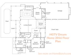 All You Need to Know About the New 2016 HGTV Dream Home
