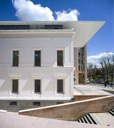 Sede del Colego Oficial de Arquitectos de Asturias en Oviedo / Ruíz Larrea & Asociados