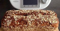 Fitness Vollkornbrot super saftig & saulecker / Rezept des Tages vom 08.01.2016, ein Rezept der Kategorie Brot & Brötchen. Mehr Thermomix ® Rezepte auf www.rezeptwelt.de