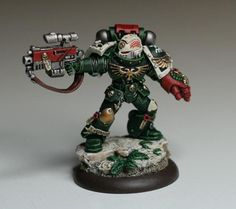 Vadskærs Marines - The Bolter and Chainsword : A Space Marine Resource Warhammer Figures, Warhammer Models, Warhammer 40k Miniatures, Dark Angels 40k, Bolter And Chainsword, Chaos Daemons, Grey Knights, Dark Eldar, Tyranids