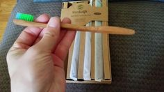 #EcoIsLife Bamboo Toothbrush Review