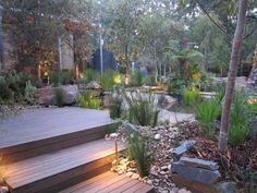 Landscape And Garden Art Display At 2012 Melbourne International Flower U0026  Garden Show.