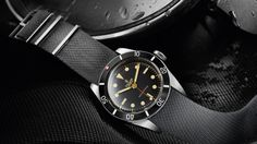 Drool. I'VE-GOT-TO-HAVE-IT! Tudor Heritage Black Bay One Reference 7923/001. 41 mm.