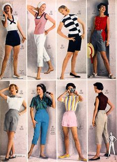 Sears Catalog Highlights: Spring/Summer 1958 | grayflannelsuit.net