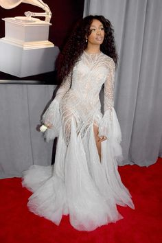 Grammys 2018: See Lady Gaga, Cardi B, and More of the Biggest Stars in Music on the Red Carpet Photos | W Magazine