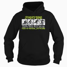Junction triquad-athlon, Order HERE ==> https://www.sunfrog.com/Sports/Junction-triquad-athlon-Black-Hoodie.html?8273, Please tag & share with your friends who would love it , #birthdaygifts #xmasgifts #renegadelife